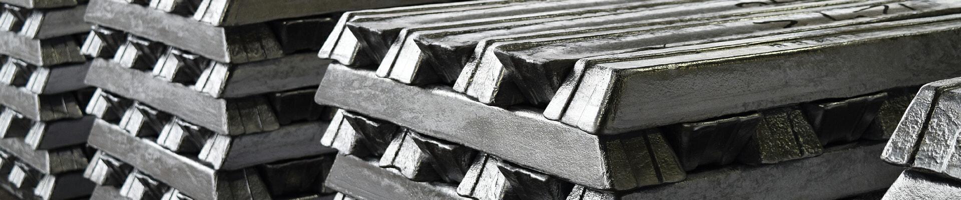 Timco aluminum ingots